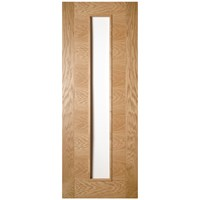 Deanta  HP16G Internal Oak Door
