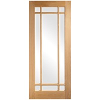 Deanta  NM5G Internal Oak Door