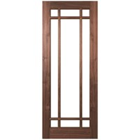 Deanta  NM5G Internal Walnut Door