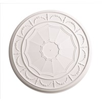 Gyproc Artex Adam Decorative Plaster Ceiling Rose