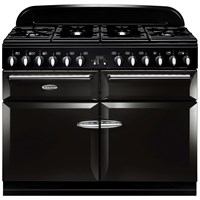Stanley  Supreme Deluxe Dual Fuel Range Cooker 110cm - Pewter