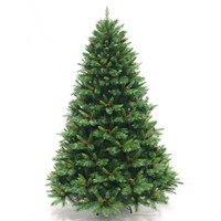 National Tree Company  Tiffany Fir Deluxe Tree - 8ft